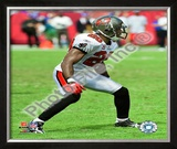 Ronde Barber 2009 Framed Photographic Print