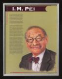 I.M. Pei Prints
