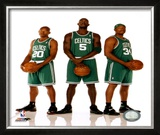Boston Celtics Framed Photographic Print