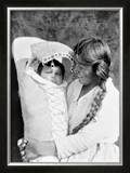 Mother and Son Framed Giclee Print by Edward S. Curtis