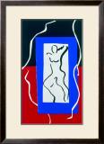 Verve, c.1937 Poster by Henri Matisse