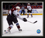 John-Michael Liles - '06 / '07 Away Action Framed Photographic Print