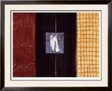 Feng Shui II Limited Edition Framed Print by Gretchen Hess