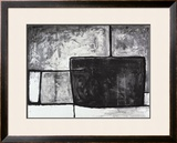 Composition II, c.1955 Prints by William Scott