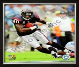 Andre Johnson 2009 Framed Photographic Print