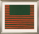West Broadway, c.1958 Posters by Frank Stella