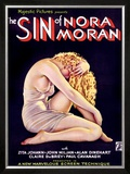 The Sin of Nora Moran Framed Giclee Print
