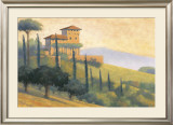 Villa d&#39;Or I Print by Mac Stephenson
