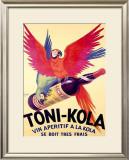 Toni-Kola Framed Giclee Print by  Robys (Robert Wolff)