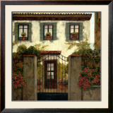 Three Windows Prints by Montserrat Masdeu
