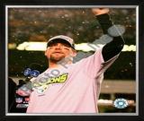 Ben Roethlisberger 2008 AFC Championship Framed Photographic Print