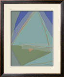 Triangle Prints by Kathryn Doherty