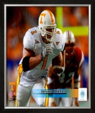 Jason Witten University of Tennessee Volunteers; 2002 Action Framed Photographic Print