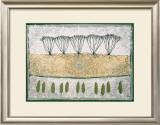 Privet-Hedge Prints by Lorraine Roy
