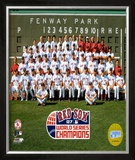 Boston Red Sox- World Series Champions Framed Photographic Print