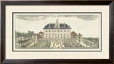 Palace Garden Prints by Erich Dahlbergh