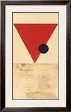 Entwurf fur Eine Festdekoration in Witebst, c.1920 Posters by Vera Jermolajeva