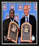 Tony Gwynn and Cal Ripken Jr. Framed Photographic Print