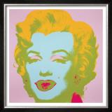 Marilyn, c.1967 (Pale Pink) Prints by Andy Warhol
