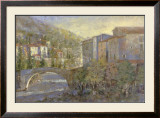 Bridge Village Art by Michael Longo