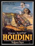 Houdini Framed Giclee Print