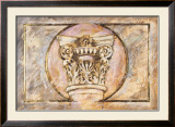 Classical Fanfare I Prints by Ervin R. Clark