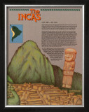 The Incas Póster