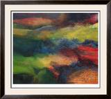 Migstemarocks Limited Edition Framed Print by Julian Corvin