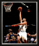 Tim Duncan Framed Photographic Print