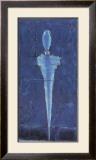 Untitled (Blue) Prints by Heinz Felbermair