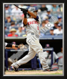 Denard Span Framed Photographic Print