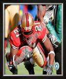 Frank Gore Framed Photographic Print
