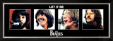 The Beatles- Let It Be Posters