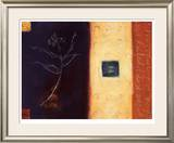 Feng Shui I Limited Edition Framed Print by Gretchen Hess