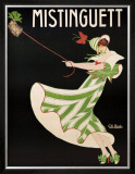 Mistinguett Posters by Georges Kugelmann Benda