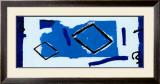 Composizione Blu Prints by Vlado Fieri