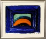 Venetian Glass, 1989 Prints by Howard Hodgkin