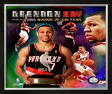 Brandon Roy Framed Photographic Print