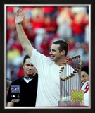 Chris Carpenter Framed Photographic Print