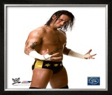 CM Punk Framed Photographic Print
