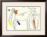 Il Teatro Prints by Marino Marini