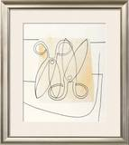 Scissors, c.1968 Prints by Ben Nicholson