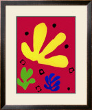 Elements Vegetaux, c.1947 Prints by Henri Matisse