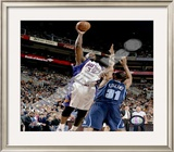 Shaquille O'Neal Framed Photographic Print