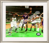 Paul Pierce, Game Six of the 2008 NBA Finals Framed Photographic Print