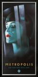 Metropolis Poster by Werner Graul