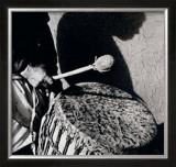 Taos Drum Prints by Laura Gilpin
