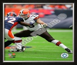 Joe Thomas 2009 Framed Photographic Print