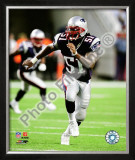 Jerod Mayo 2008 Framed Photographic Print