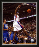 Chris Webber Framed Photographic Print